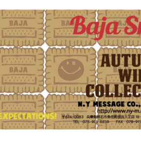 Baja Smile 2018 AUTUMN & WINTER COLLECTION