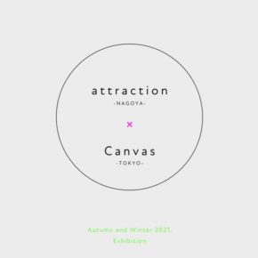 attraction  ✖︎  canvas