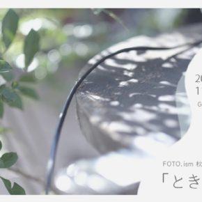 FOTO.ism 秋展 「ときめき」