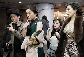 財団、江本純子vol.15 『ドレス』