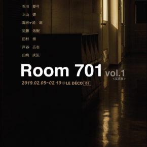 Room 701 vol.1<写真展>