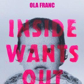 オラ フランツ最初の個展「INSIDE WANTS OUT」
